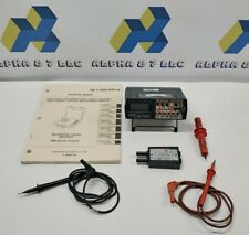 Simpson True Rms Digital Multimeter With Digalog Display Model 467 With Manual
