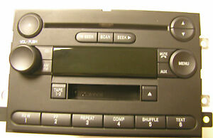 Ford-F150AM-FM-CD-CASS-4L3F-18C868-FB