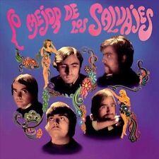 LOS SALVAJES - LO MEJOR DE LOS SALVAJES NEW VINYL RECORD