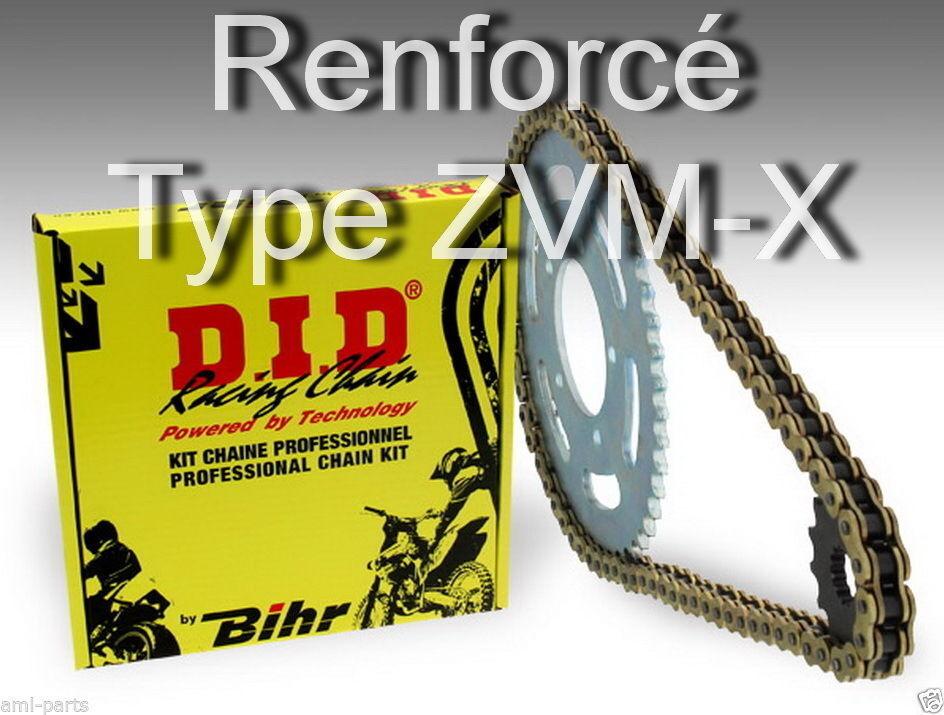 YAMAHA TDM 900 - Kettensatz DID verstärkt Typ ZVM-X - 482830   | Ideales Geschenk für alle Gelegenheiten  | Zu einem erschwinglichen Preis  | Das hochwertigste Material