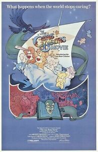 35mm-Animated-Cartoon-Feature-The-Care-Bears-Movie-1985-Mickey-Rooney