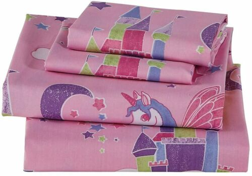 Details about  /Luxury Home Collection 7 Piece Queen Size Comforter Set for Girls//Teens Unicorn