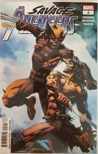 Savage-Avengers-2-Marvel-Comics-Bianchi-COVER-A-1ST-PRINT