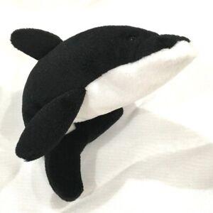 Splash the Orca Whale Ty Beanie Babies