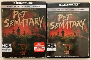 PET-SEMATARY-4K-ULTRA-HD-BLU-RAY-2-DISC-SET-SLIPCOVER-SLEEVE-30TH-ANNIVERSARY
