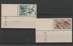 FRANCOBOLLI-1936-FRANCIA-C-20-40-ROUGET-MNH-E-1613
