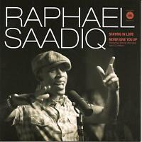 RAPHAEL SAADIQ - Staying in love / Never give you up - NORTHERN SOUL - 7'' 45rpm