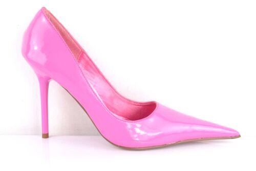 Ellie shoes femmes escarpins lackpumps Talons Hauts Dentelle Escarpins Chaussures Verni US 8 9