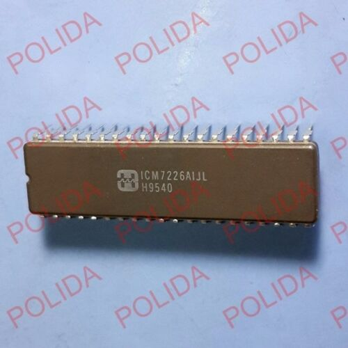 1PCS Frequency TIMERS//COUNTERS IC INTERSIL//HARRIS CDIP-40 ICM7226AIJL