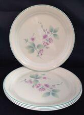 Corelle by Corning ALPINE BLOSSOM Dinner Plates Set of 4