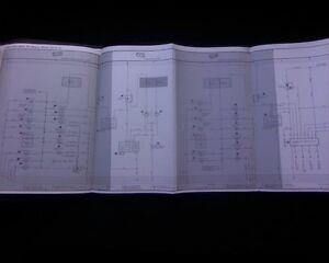 1989 toyota dyna 100 150 truck service manual electrical wiring rh ebay co uk Dyna Jack Wiring Diagram Dyna S Ignition Wiring Diagram
