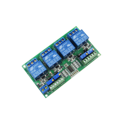 DC 24V 4 Channel Voltage Comparator Stable LM393 Comparator Module