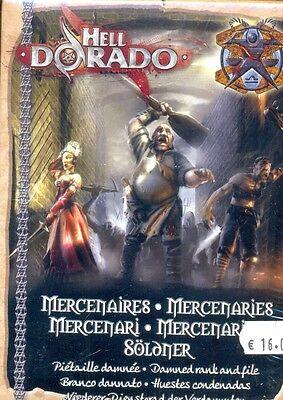 Coscienzioso Asmodee Helldorado Mercenaires Pietailles Damnes