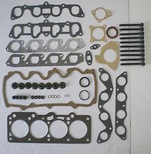 Testa Guarnizione Set & Bulloni Ford Escort Fiesta 1.6 RS TURBO RS1600 CVH VRS