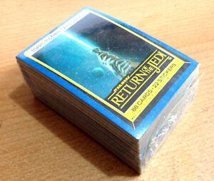 Star-Wars-Jedi-ROTJ-Series-2-Complete-88-Card-Set-1983-Topps-NM