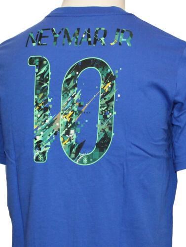 M 137-147 L 147-158 XL 158-170 NEU NIKE NEYMAR JR Fan-Shirt T-Shirt Boys Gr