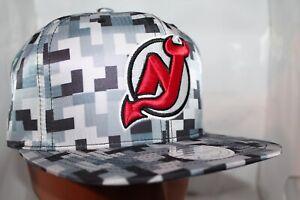 New-Jersey-Devils-Mitchell-amp-Ness-NBA-Digi-Team-Snapback-Hat-Cap-38-00-NEW