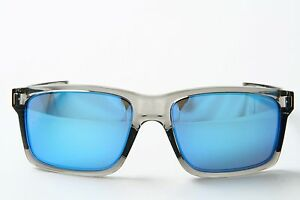 95e29c9c43f Oakley Mainlink Oo9264-03 Sunglasses Grey Ink Sapphire Iridium Lens 9264 03