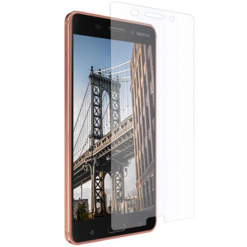 Protección lámina vidrio para Nokia 6 protección de vidrio protector pantalla Screen real diapositiva 9h vidrio