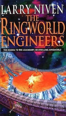 1 of 1 - The Ringworld Engineers, Niven, Larry, Very Good Book