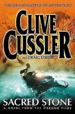 Clive Cussler and Craig Dirgo Sacred Stone
