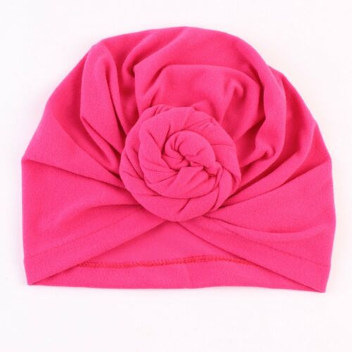 Baby Twist Knot Bonnet Hijab Women Indian Style Turban Chapeau Tête écharpe Wrap