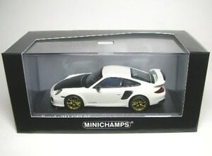 Porsche-911-997-II-gt2-RS-White-oro-Wheels-2010