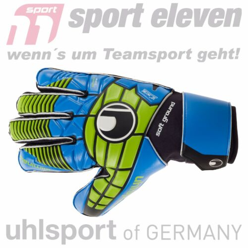 Uhlsport 100018101 Eliminator Soft Pro Torwarthandschuhe