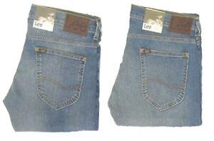 LEE-Jeans-POWELL-Roehre-W-36-L-32-oder-W-38-L-34-SLIM-STRETCH-1-Wahl-SLIM-FIT