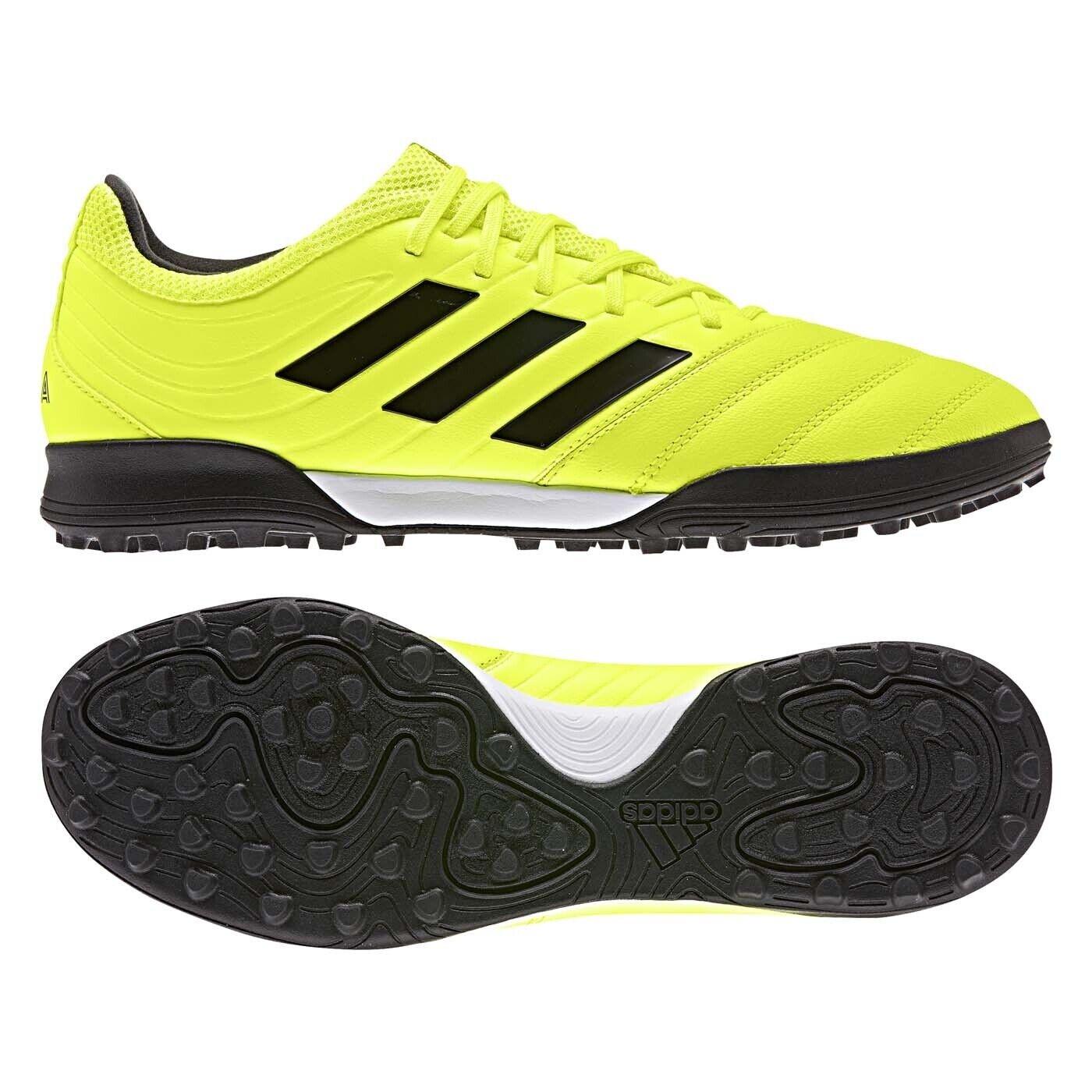 Adidas copa 19.3 señores TF Soquí multinockef 35507 amarillo negro