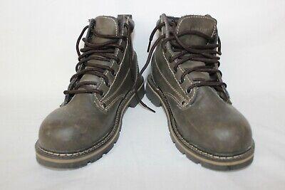 Brown Work Boots Waterproof Size 8.5   eBay