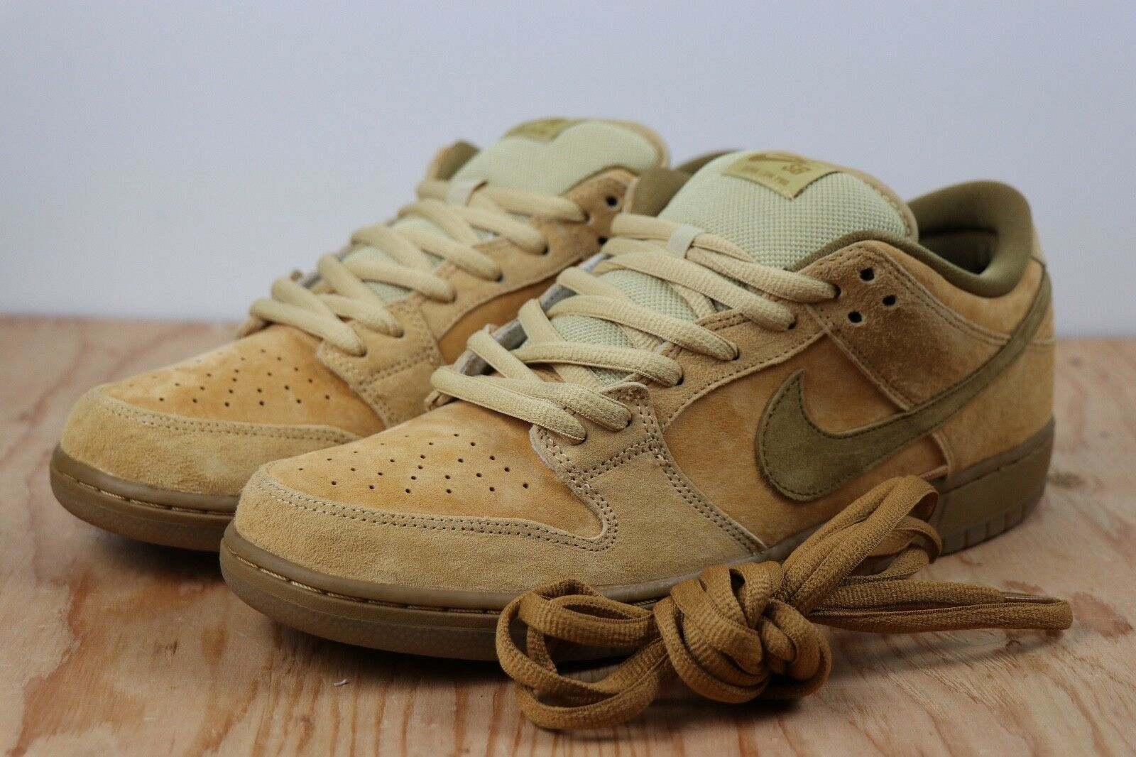 Nike SB Dunk faible TRD QS Forbes Dune New Wheat Mid Brown 883232-700 New Dune homme ff06c1