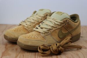 huge selection of 42260 a8921 Image is loading Nike-SB-Dunk-Low-TRD-QS-Forbes-Dune-