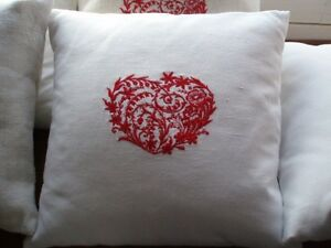 French-Metis-Linen-Embroidered-Heart-Cushion-Cover