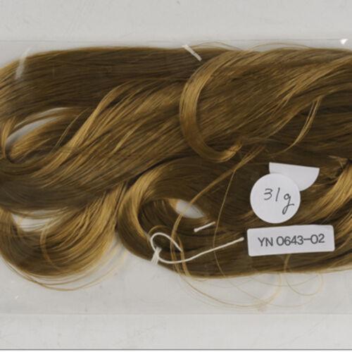 GD.Brown Dollmore SARAN Hair 0643