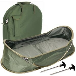 NGT-Carp-Cradle-Pop-Up-Fishing-Unhooking-Mat-with-Carry-Case-and-Pegs