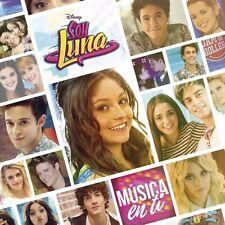 ELENCO DE SOY LUNA - SOY LUNA: MUSICA EN TI (STAFFEL 1,VOL.2)   CD NEU