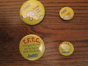 Practical-Geocaching-CUSTOM-Geo-Buttons-2-Sizes-amp-2-Designs-24pcs-Total