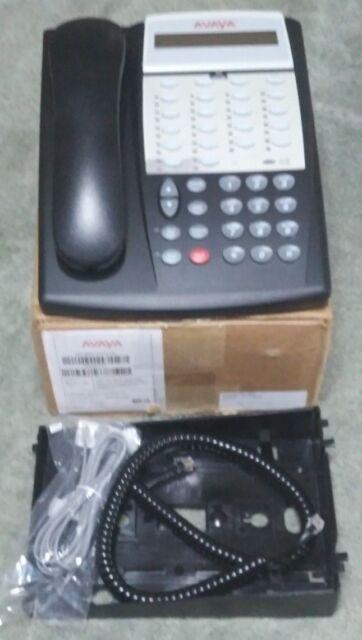 Avaya Partner 18D Series II  700420011 Refurbished Black