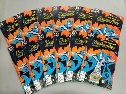 VF-NM Todd McFarlane//Mike Barr Batman Year Two Detective Comics #577 1987