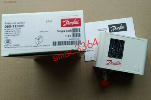 1PC Neu KP36 060-1108 060-110891 Danfoss Pressure Control