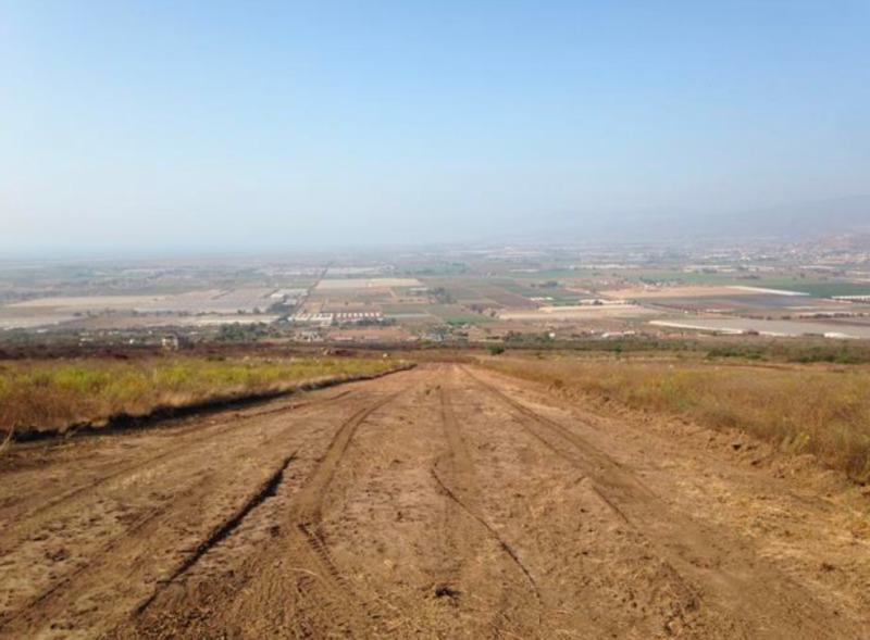 En venta terrenos en Maneadero, para proyecto campestre de vista panorámica
