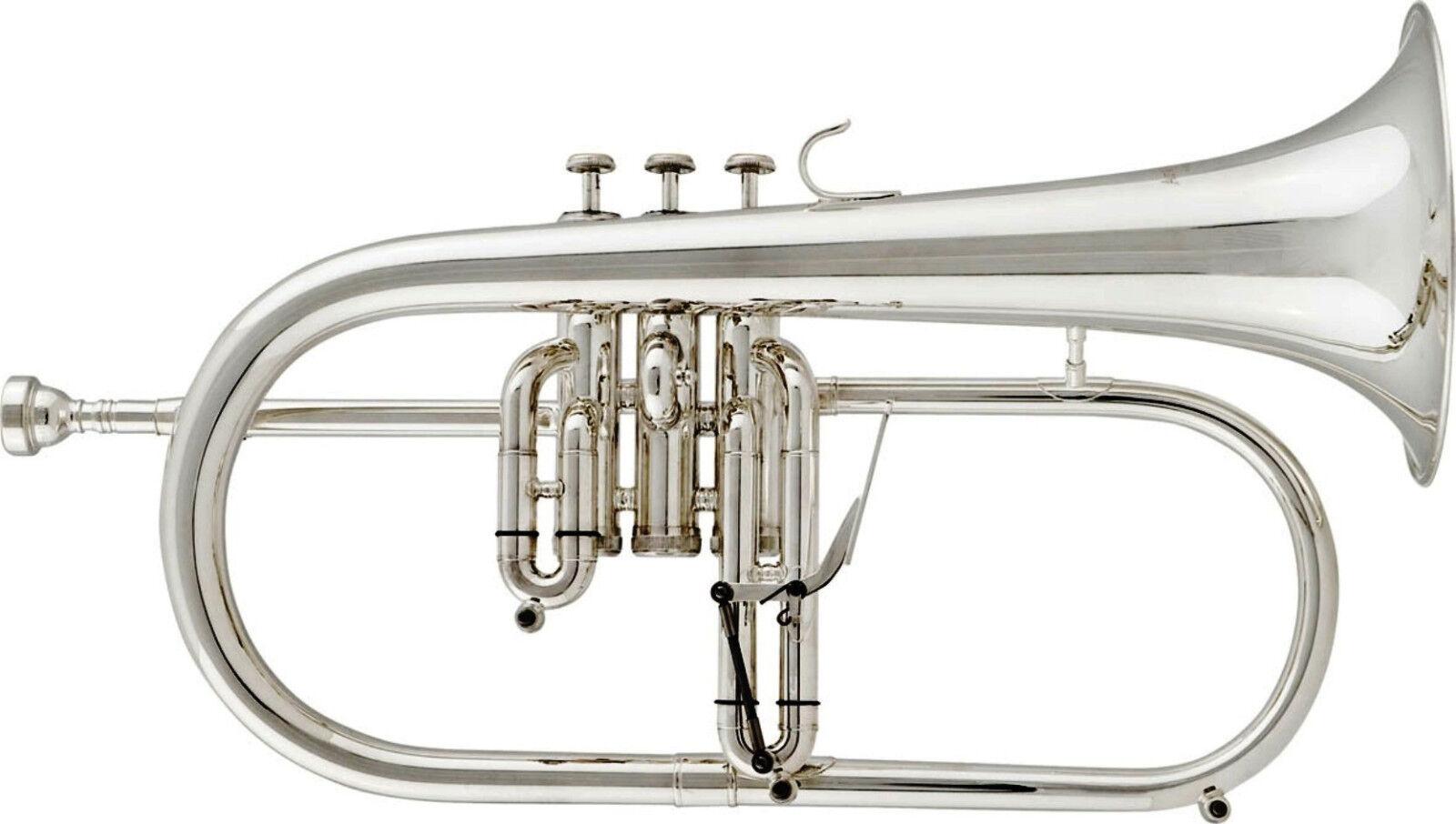 Flügelhorn ARNOLD & SONS AFH-655-S  B-Flügelhorn inkl. Koffer und Mundstück
