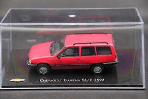 ALTAYA-1-43-Chevrolet-Ipanema-SLE-1992-Modelos-Diecast-Coleccion-Edicion-Limitada