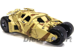 Batmobil Batman The Dark Knight Rises Camouflage Tumbler • NEU • HotWheels 1:18