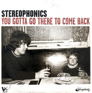 Stereophonics-CD-You-Gotta-Go-There-To-Come-Back-Promo-Europe-VG-EX