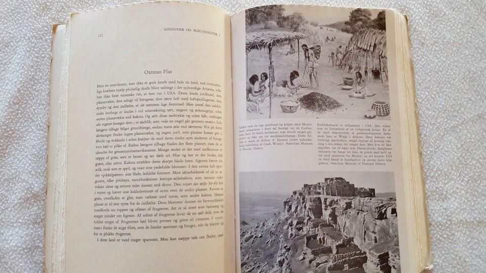 Rødhuder og Blegansigter, J. P. Dunn, emne: historie og