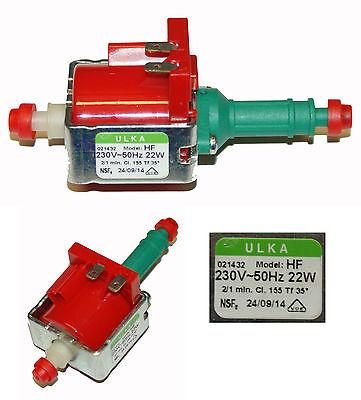 Saeco Philips Xelsis Exprelia Pumpe Ulka HF 22W 230V 50Hz Wasserpumpe NEUWARE
