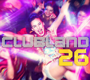 Various-Artists-Clubland-26-CD-2014