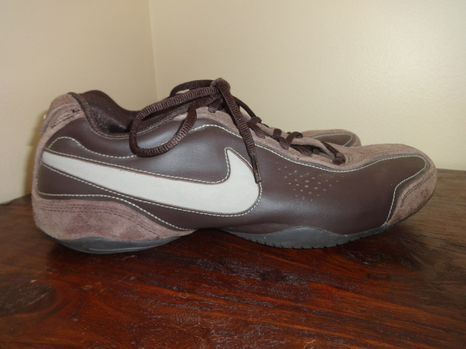 NIKE AIR Retro Brown Suede Leather Athletic Shoes Men's Size 10